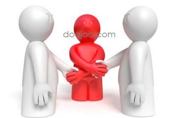 دعا برای آشتی بین دو نفر از راه دور