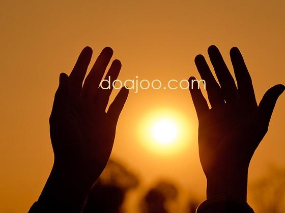 دعا برای دیدار شخصی
