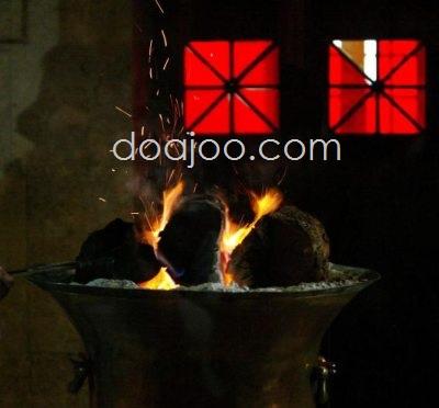 طلسم محبت سوزاندنی با فلفل سیاه
