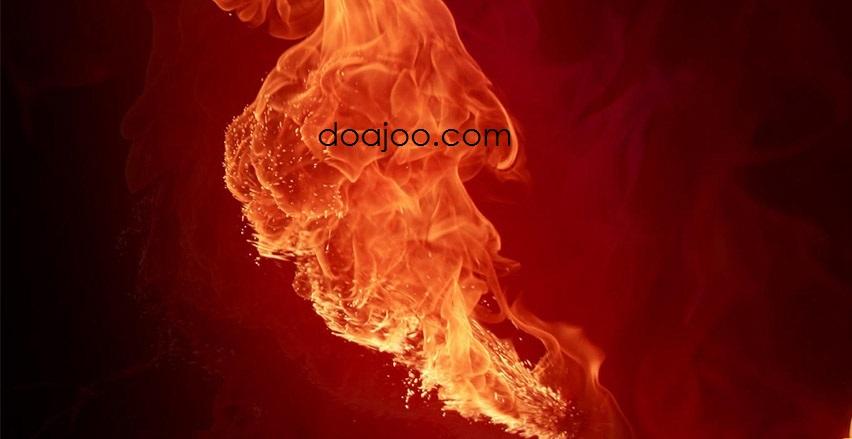طلسم محبت شدید سوزاندنی